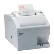 Star Micronics® SP700 Monochrome Dot Matrix Receipt Printer, Wired, Gray