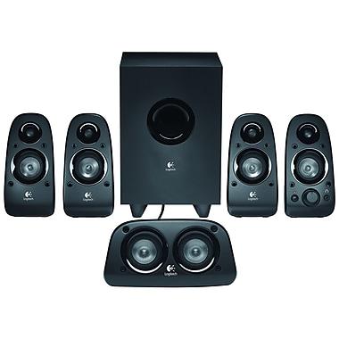Logitech Z506 5.1 Speaker System, 75 W Rms