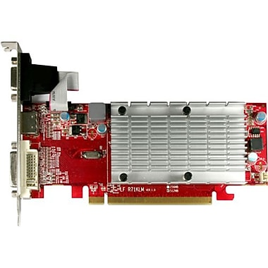 Diamond 6450Pe31Gsb Radeon HD 6450 Graphic Card, 625 Mhz Core, 1GB Gddr3 Sdram, Pci Express X16, Full-Height