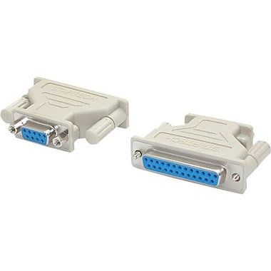 Startech.Com® Db9 To Db25 Serial Cable Adapter, F/F