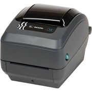 Zebra Gk420T Direct Thermal/Thermal Transfer Printer, Monochrome, Desktop, Label Print (GK42-102510-000)