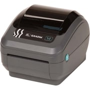 Zebra – GX420D, imprimante thermique directe, monochrome, de bureau, impression d'étiquettes (GX42-202710-000)