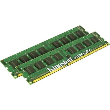 Kingston 16GB 1333MHzDdr3 Non-Ecc Cl9 Dimm (Kit Of 2)