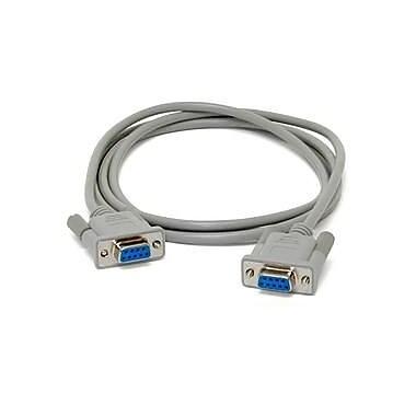 StarTech.com – Câble série MXT100FF de 6 pi DB9 vers DB9