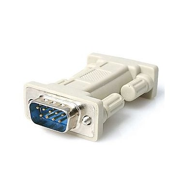 Startech.Com® Db9 Rs232 Serial Null Modem Adapter, M/M