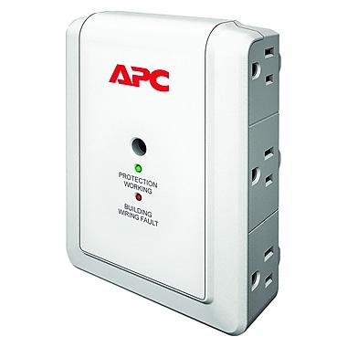 APCMD – Limiteurs de surtension P6W à 6 prises 1080 J
