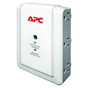 APC P6W 6-Outlet 1080 J Surge Protectors