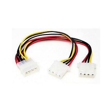 Startech.ComMD– Câble répartiteur en Y, Lp4 vers 2 x LP4, M/F