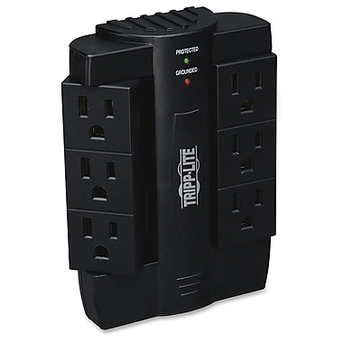 Tripp Lite Protect It! Swivel6 6-Outlet Surge Suppressor