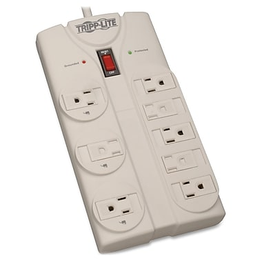 Tripp Lite Protect It! 8-Outlets Surge Suppressor
