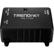 TRENDNET TPE113GI Gigabit Powe Over Ethernet Injector