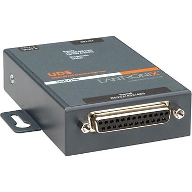 Lantronix – Serveur de périphériques UDS1100, 1 x réseau (RJ-45), Ethernet rapide, (UD1100NL2-01)