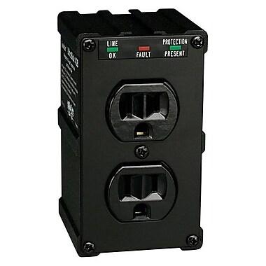 Tripp Lite Isobar Ultrablok Premium 2-Outlets Surge Suppressor