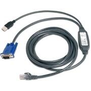 AvocentMD – Câble USB Cat 5 accès intégré