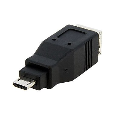 StarTech® Micro USB To USB B Adapter , M/F