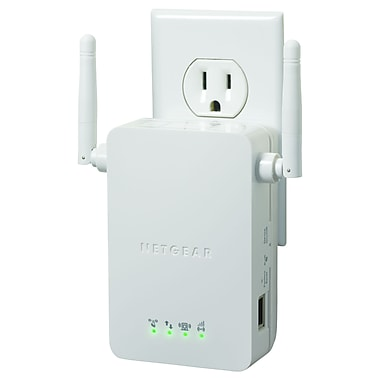 Netgear Wn3000Rp Ieee 802.11N 54 Mbps Wireless Range Extender, Ism Band