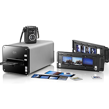 Plustek Opticfilm 120 Film Scanner, 5300 Dpi Optical