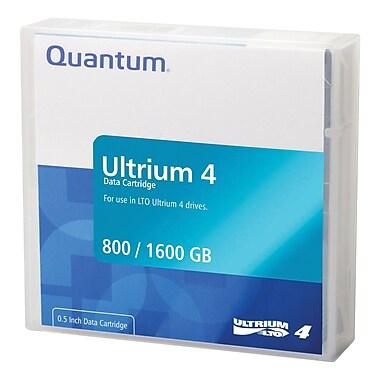QuantumMD – Cartouche de bande magnétique LTO Ultrium 4