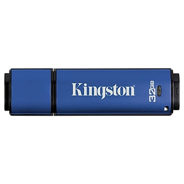 Kingston – Clé USB 3.0 DataTraveler Vault Privacy DTVP30, 32 Go