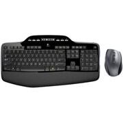 Logitech Wireless Desktop Mk710 Keyboard & Mouse, French