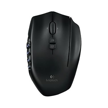 Logitech G600 Mmo Gaming Mouse (910-002864)