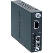 TrendnetMD – Convertisseur intelligent pour fibre multimode, de 1000Base-T à 1000 Base-Sx