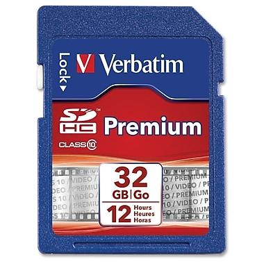 Verbatim Premium 32GB Secure Digital High Capacity (Sdhc)