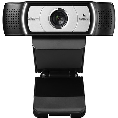 Logitech C930E Webcam, 30 Fps, USB 2.0