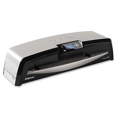 Fellowes® Voyager 125 Laminator with Pouch Starter Kit (5218601)