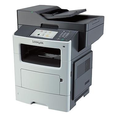 Lexmark Mx611Dfe Laser Multifunction Printer, Monochrome, Plain Paper Print, Desktop (35S6744)