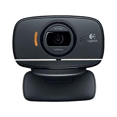 Logitech B525 Webcam, 2 Megapixel, 30 Fps, USB 2.0