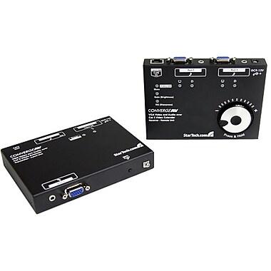 StarTech.com Long Range VGA over Cat5 Video Extender, 300m/950ft, 1920x1080 (ST122UTPAL)