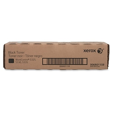 Xerox Black Toner For The Workcentre 5325/5330/5335, 6R1159