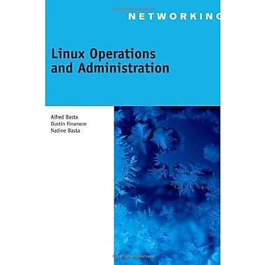 Linux Operations and Administration, Used Book, (9781111035303)