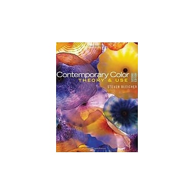 Contemporary Color: Theory and Use, Used Book, (9781111538910)