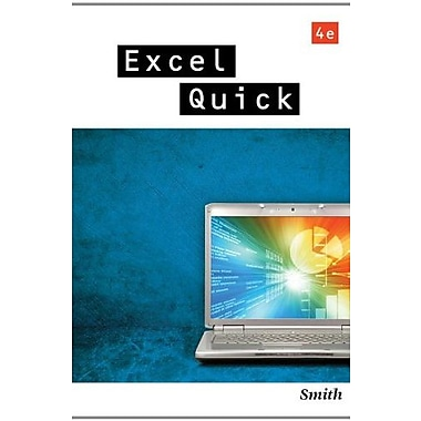 Excel Quick, New Book, (9781111822538)