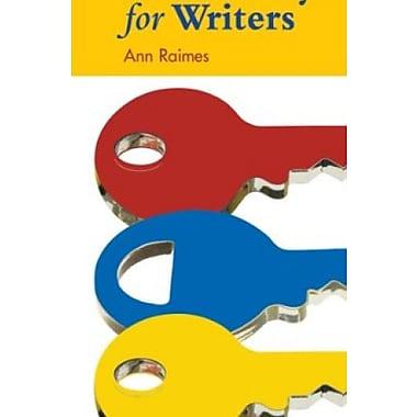 Pocket Keys for Writers, Documentation Update, New Book, (9781111829438)