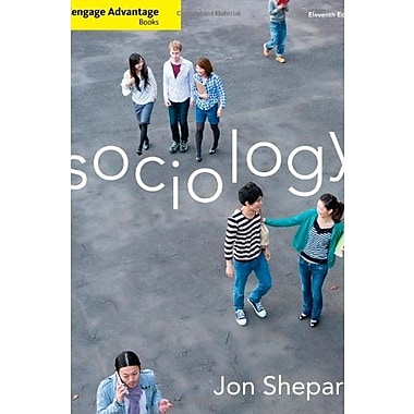 Cengage Advantage Books: Sociology, New Book, (9781111829575)