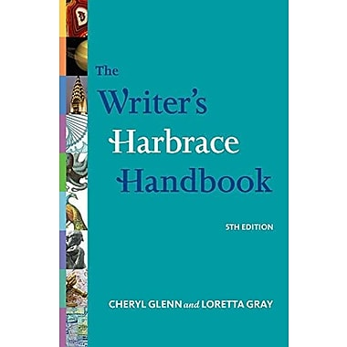 The Writer's Harbrace Handbook, 5th Edition, New Book, (9781111838171)