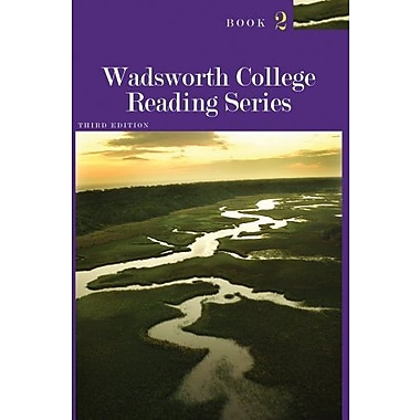 Wadsworth College Reading Series: Book 2, Used Book, (9781111839413)