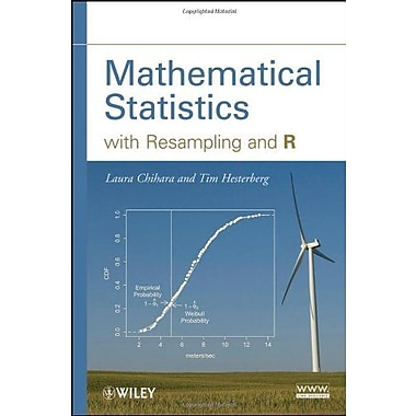 Mathematical Statistics with Resampling and R, New Book, (9781118029855)