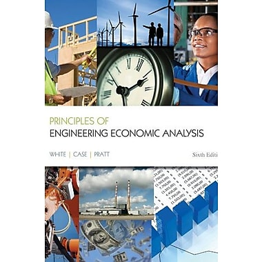 Principles of Engineering Economic Analysis, New Book, (9781118163832)