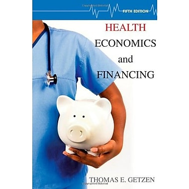 Health Economics and Financing, New Book, (9781118184905)