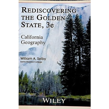 Rediscovering Golden State-W/C, New Book, (9781118452042)