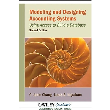 Modeling and Designing Accounting Systems: Using Access to Build a Database, New Book, (9781119947097)