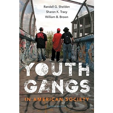 Youth Gangs in American Society, New Book, (9781133049562)