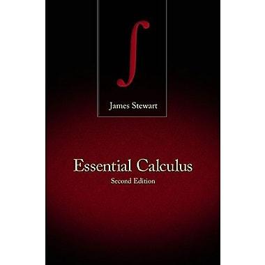 Essential Calculus, New Book, (9781133112297)