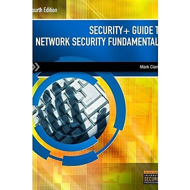 Bundle: Security+ Guide to Network Security Fundamentals, 4th + LabConnection Online Printed Access Card, Used Book