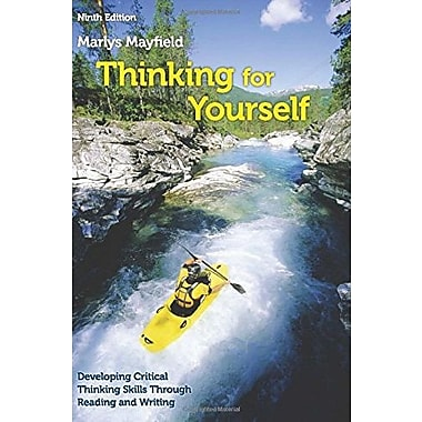 Thinking for Yourself, New Book, (9781133311188)