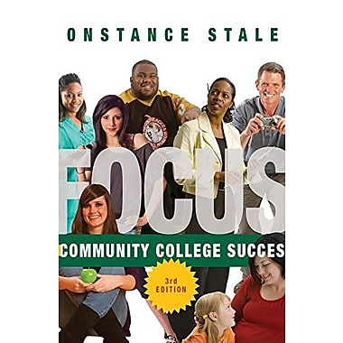 Focus on Community College Success, New Book, (9781133316466)